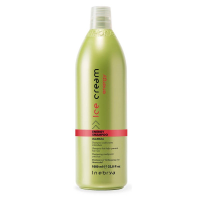 Shampoing anti-chute - 1000ml - Energy - Clairsemés