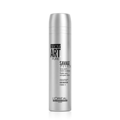 Spray texturisation maximale Savage Panache - 250ml - Tecni Art - Fins et Plats - Volume