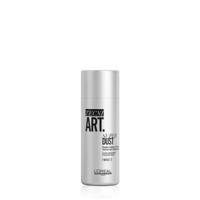 Poudre volume et fixation Super Dust - 7g - Tecni Art - Fins et Plats - Volume