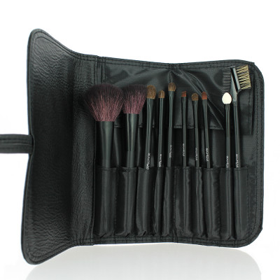 Kit pinceaux maquillage Saba 10 pinceaux