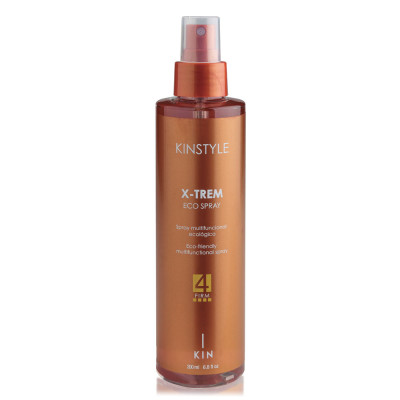 Spray écologique tenue extrême, X Trem - 200ml - Kinstyle - Fixant