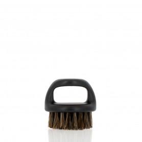 Brosse pour barbe en poils de sanglier
