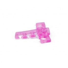 Écarte orteils en silicone x2
