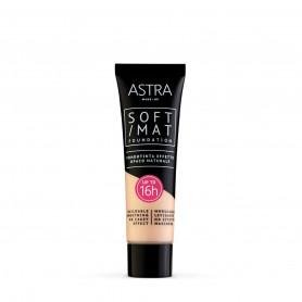 Fond de Teint Soft Mat Foundation 30ml Astra
