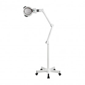 Lampe loupe LED sur pied 1006 - 5 dioptries