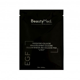 Masque biocellulose EGF 25ml BEAUTYMED