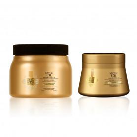 Masque cheveux aux huiles précieuses - Mythic Oil - Fins et Plats, Normaux