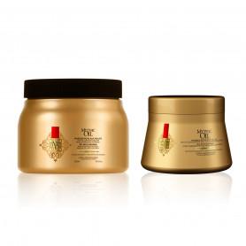 Masque cheveux aux huiles précieuses cheveux épais - Mythic Oil