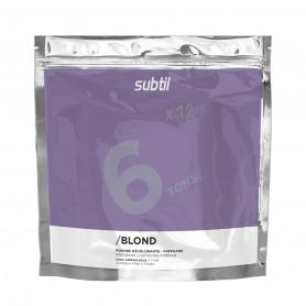 Poudre décolorante sans ammoniaque Subtil blond