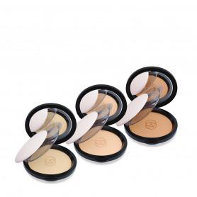 Poudre de teint compacte Natural Skin