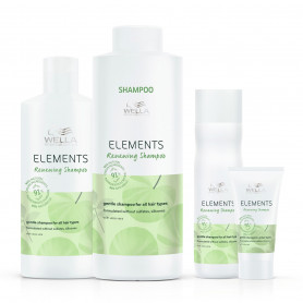 Shampoing renewing Elements Wella