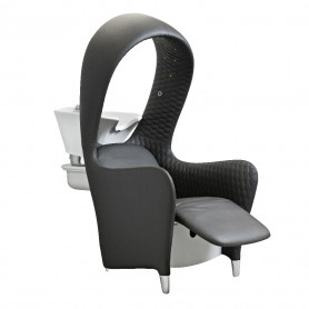 Bac Carrosse Air Massage Lève-jambes électrique Luminothérapie