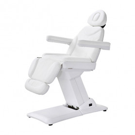 Lit de massage blanc - Electrique