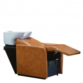 Bac alu wash stand air massage lève-jambes électriques Maletti