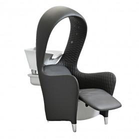 Bac Carrosse Air Massage lève-jambes électrique Capote LED