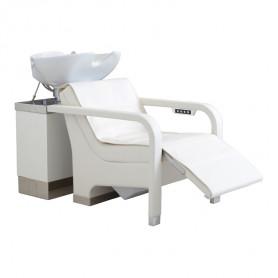 Bac Oregon Air massage pressothérapie et repose jambes électrique