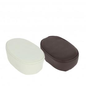 Coussin trou visage pour table de massage