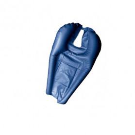 Lave Tête Gonflable bleu