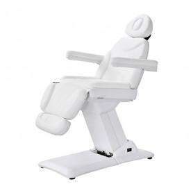 Lit de massage blanc