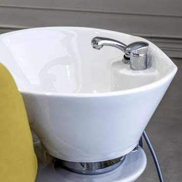 Bac à shampoing Bergère Comfort