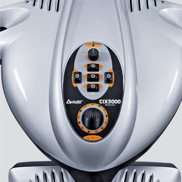 Infra CIX3000 gris sur pied E23072