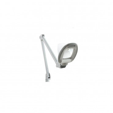 Lampe Loupe LED 5 Dioptries Pied Métal 5 branches