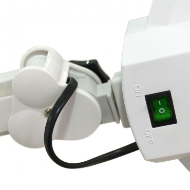 Lampe loupe sur pied 1001 - 3 dioptries