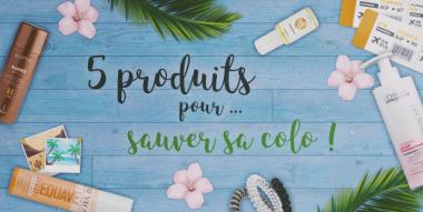 Secrets beauté : 5 produits pour...sauver sa coloration cet été !