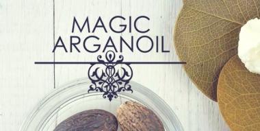 De l'huile d'Argan pour vos cheveux avec les soins MAGIC ARGANOIL de Nook