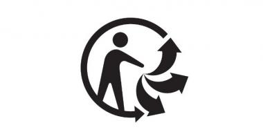 Le logo Triman : une signalétique pas toujours évidente