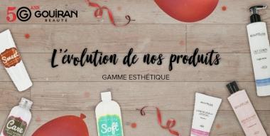 #Gouiran50ans : Découvrez l'évolution des produits esthétiques au sein de l'enseigne !