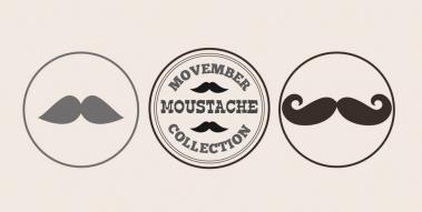 Movember : Messieurs, à vos moustaches !