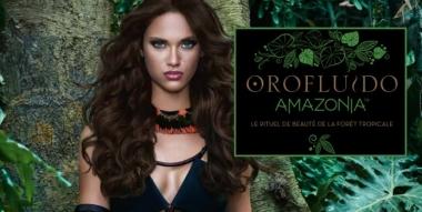 Réparation intense pour nos cheveux avec la gamme Orofluido AMAZONIA