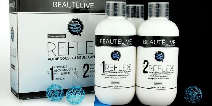 Protocole du kit de démarrage REFLEX de Beautélive