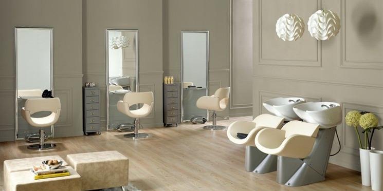 La Peinture Pour Un Salon De Coiffure : Quelles couleurs adopter pour un salon de coiffure ou