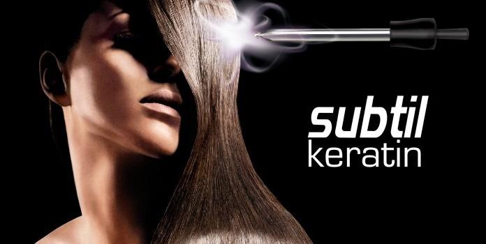 Subtil Keratin, un véritable lifting capillaire pour vos clientes !