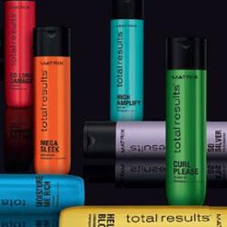 Matrix, une large gamme de produits capillaires professionnels
