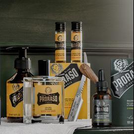 Proraso, des produits pour la barbe de qualité italienne