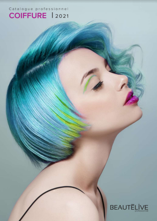 Catalogue coiffure