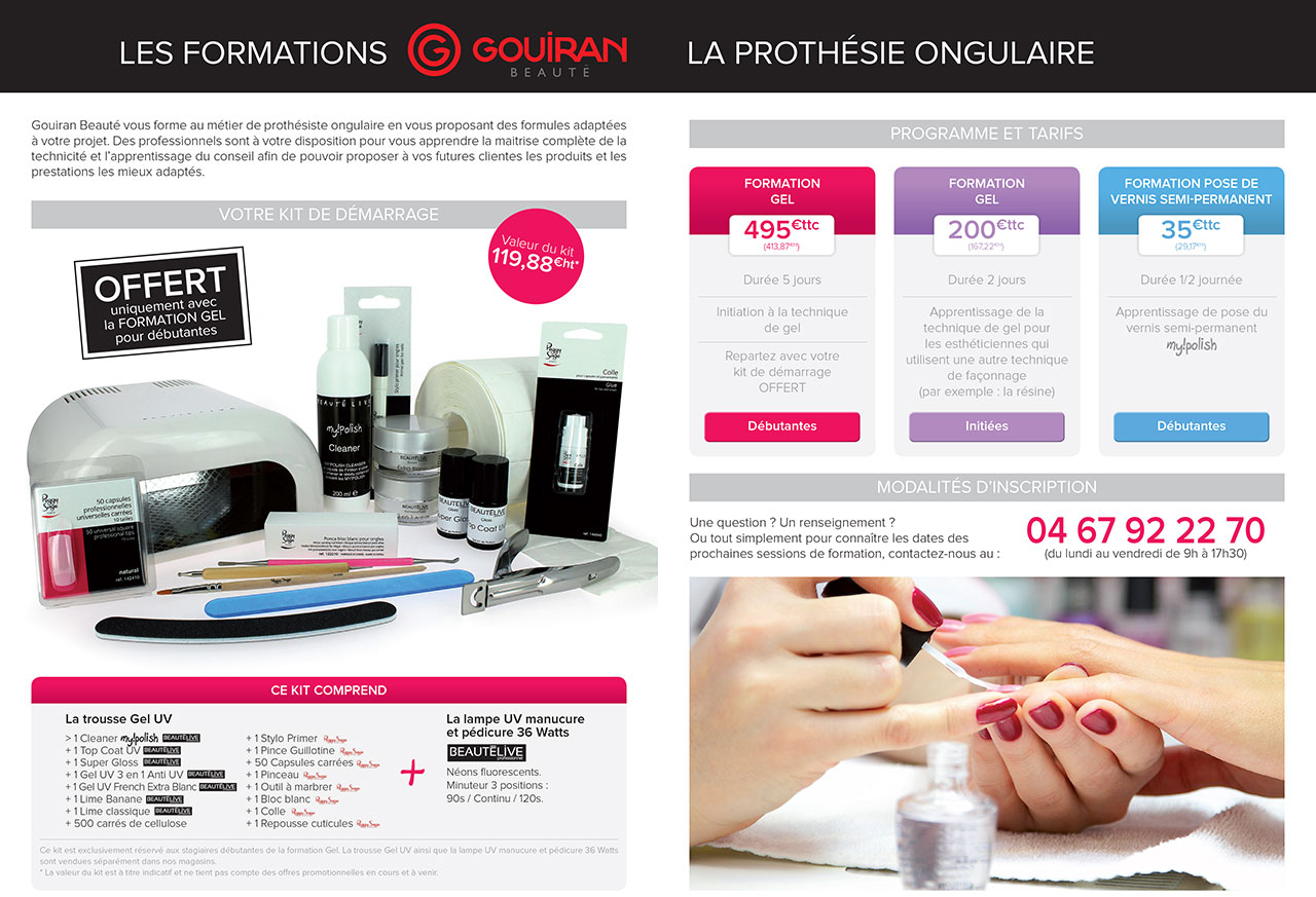 formation pole emploi onglerie