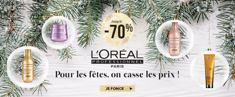 Destockage L'Oréal
