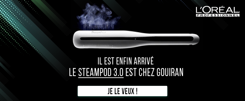 Offre exclusive steampod