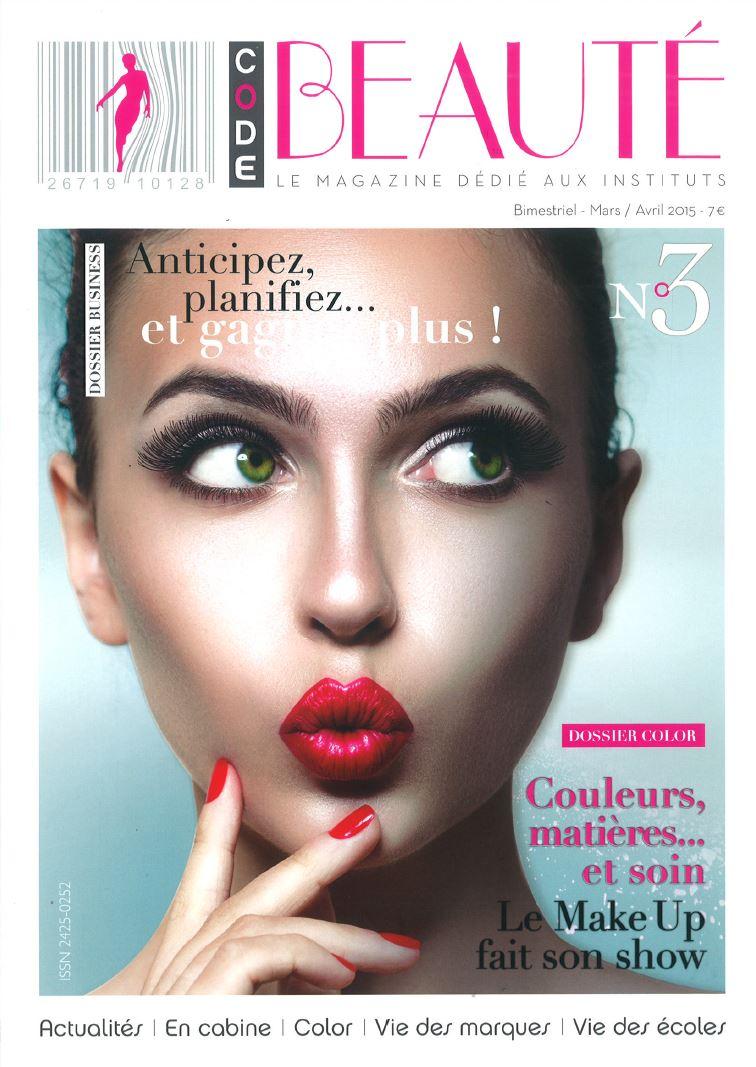 Magazine Code Beauté