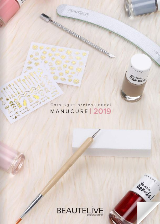 Catalogue manucure