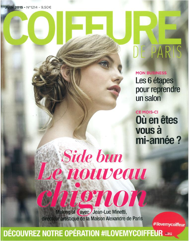 Coiffure de Paris Juin 2015