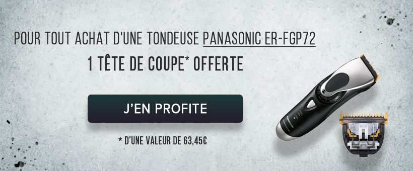 Panasonic tondeuse